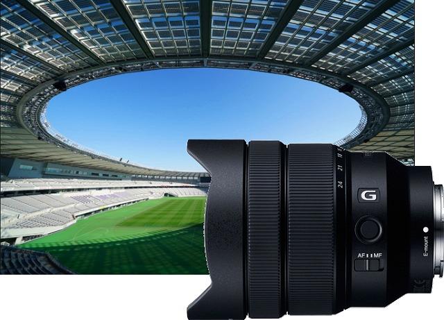 0f6db4cc79 独特に設計された超広角ズームレンズであるFE 12-24mm F4  Gレンズは、コンパクトで軽量なデザインで約20オンスの重さで優れた画質を実現します。ソニーのフルフレームE ...